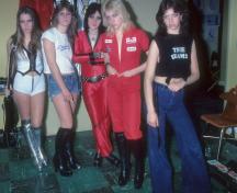 sexy runaways band photo