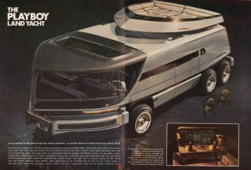 The Playboy Land Yacht