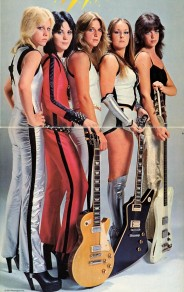 the runaways centerfold photo