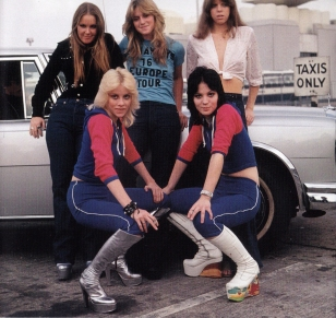the runaways platform shoes