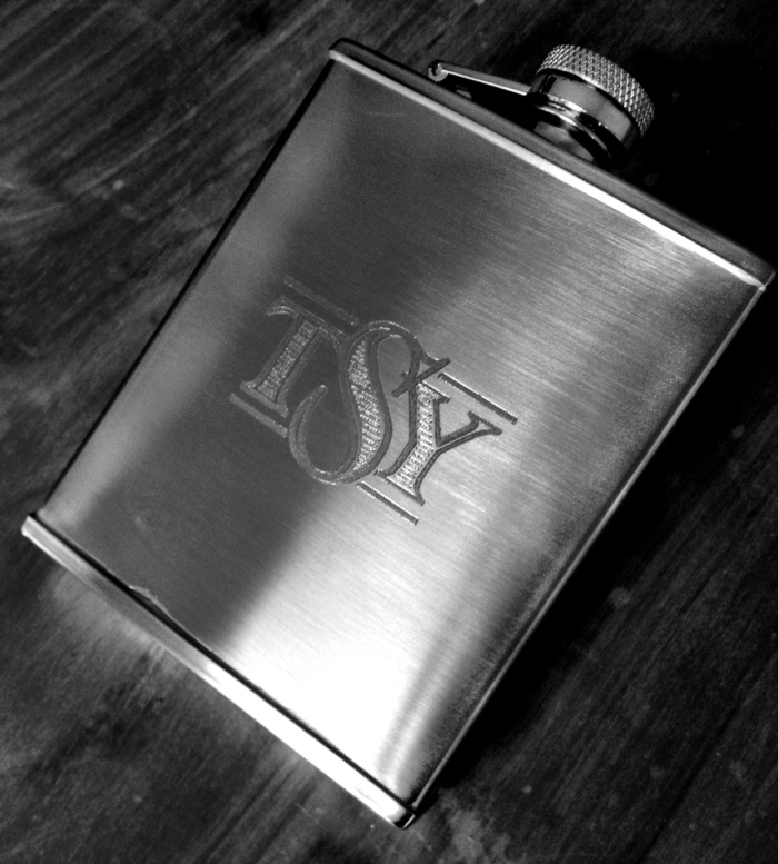 TSY Iron and Glory flask