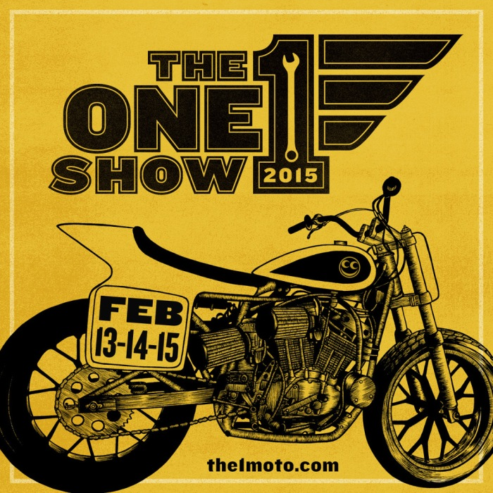 2015 the one motorcycle show portland