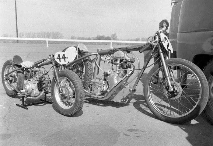 498cc Velo Honda 90 MOTORCYCLE