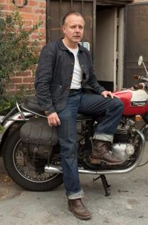 Christophe Loiron Mister Freedom 2 photo by – Adam Katz Sinding