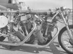 Eamon Hurley Twin Manx Norton Sprinter motorcycle