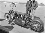 Ian Richardson's Moonraker Sprint Bike motorcycle