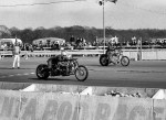 Moonraker (Ian Richardson) Vs. Chevy motorcycle (Les Field)
