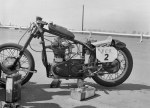 V Wileman's, 348cc Velocette motorcycle
