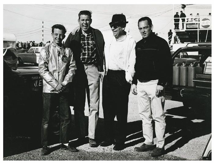 1964 CKC Racing Fritz Callier J.E. Kristek Carl Callier Buddy Cortinnas