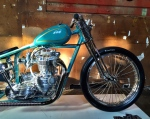 1973 triumph custom motorcycle 2015 the one motorcycle show