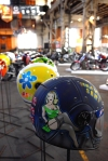 bell bullitt 21 helmets see see one motorcycle show portland ashley smalley tsy