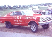 ckc fastback chevy