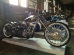 the one motorcycle show springer bobber