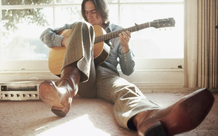 jackson browne guitar laurel canyon