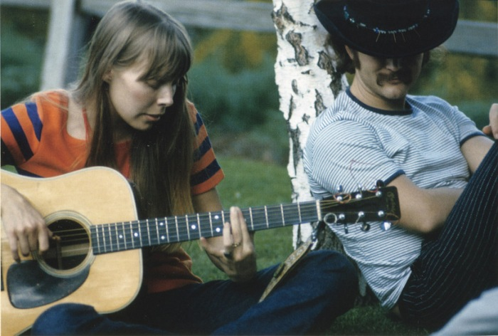joni mitchell david crosby
