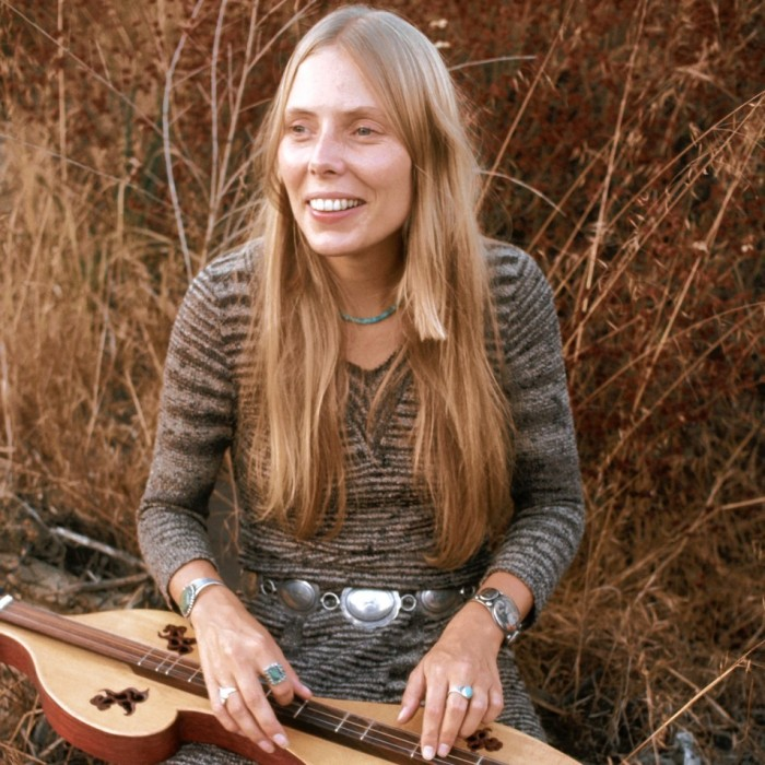 JONI MITCHELL YOUNG