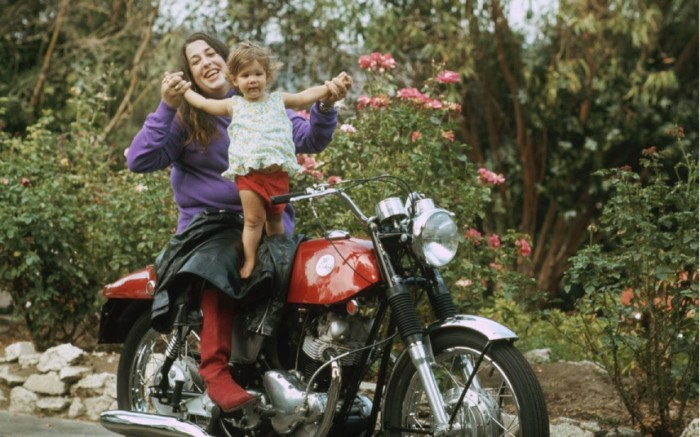 mama cass motorcycle