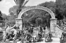 PULSATING PAULA DAYTONA BEACH BIKE WEEK PINEWOOD CEMETERY BIKERS 1980S