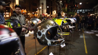 the one motorcycle show 2015 21 helmets bell