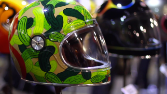 the one motorcycle show 2015 21 helmets pickles