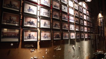 the one motorcycle show 2015 art