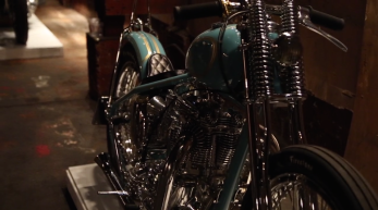 the one motorcycle show 2015 triumph bobber