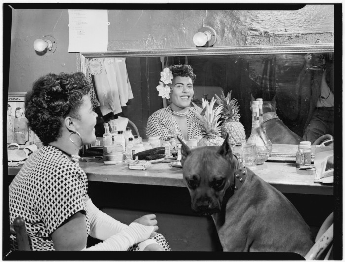billie holiday boxer mister downbeat