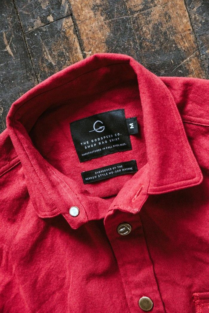 godspeedco shoprag shirt 10