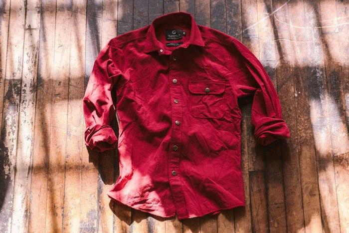 godspeedco shoprag shirt 9