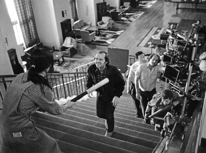 the shining overlook hotel behind the scenes kubrick filming