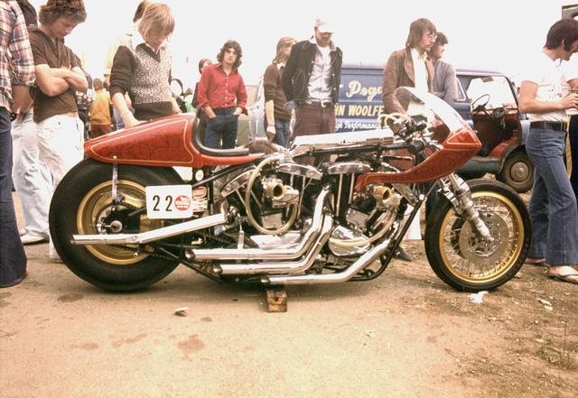 danny johnson goliath drag bike motorcycle harley-davidson