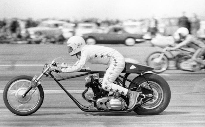danny johnson harley-davidson drag bike