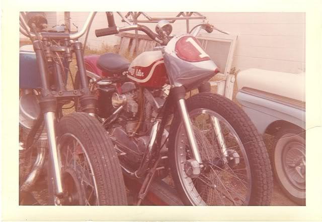 Leo Payne Turnip Eater Harley-Davidson