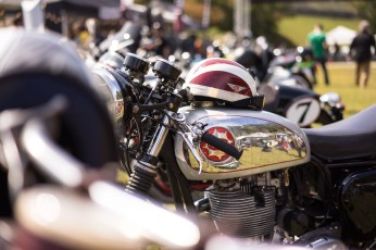 BARBER VINTAGE DAYS MOTORCYCLE SHOW STEVE WEST TSY THE SELVEDGE YARD 14
