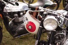 BARBER VINTAGE DAYS MOTORCYCLE SHOW STEVE WEST TSY THE SELVEDGE YARD 16