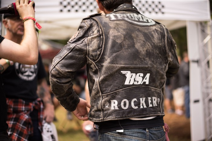 BARBER VINTAGE DAYS MOTORCYCLE SHOW STEVE WEST TSY THE SELVEDGE YARD 23