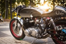 BARBER VINTAGE DAYS MOTORCYCLE SHOW STEVE WEST TSY THE SELVEDGE YARD 31