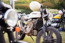 BARBER VINTAGE DAYS MOTORCYCLE SHOW STEVE WEST TSY THE SELVEDGE YARD 6