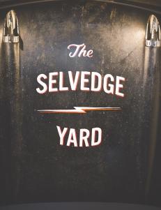 SELVEDGE YARD SHOP NEW HOPE PA 19