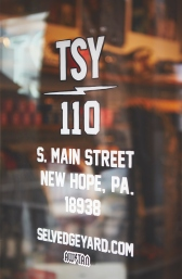 TSY THE SELVEDGE YARD SHOP NEW HOPE PA 1