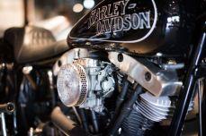 THE HANDBUILT SHOW AUSTIN MOTORCYCLE STEVE WEST THE SELVEDGE YARD BOYLE CUSTOM MOTO HARLEY