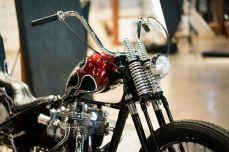 THE HANDBUILT SHOW AUSTIN MOTORCYCLE STEVE WEST THE SELVEDGE YARD CUSTOM TRIUMPH