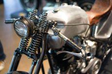 THE HANDBUILT SHOW AUSTIN MOTORCYCLE STEVE WEST THE SELVEDGE YARD CUSTOM