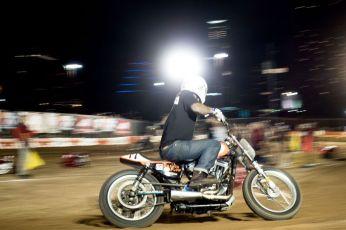 THE HANDBUILT SHOW AUSTIN MOTORCYCLE STEVE WEST THE SELVEDGE YARD FLAT TRACK RACER