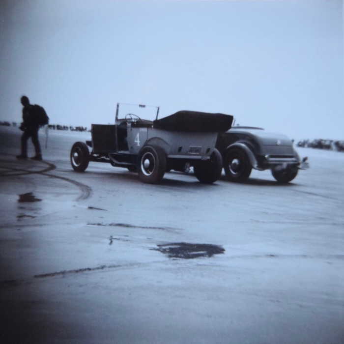 TSY THE SELVEDGE YARD PENDINE SANDS HOT ROD RACES JUNGLE PAT 5
