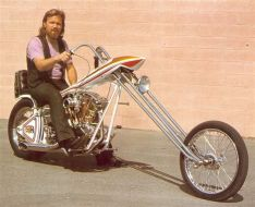 john harman custom chopper