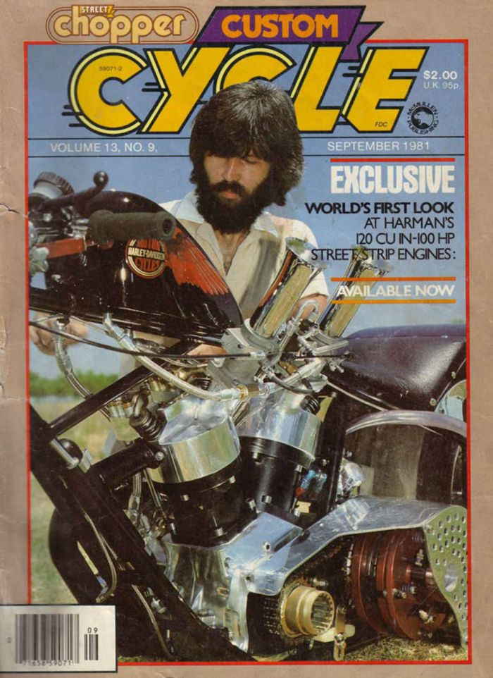 JOHN HARMAN SPIRDER STREET CHOPPER CUSTOM CYCLE MAGAZINE COVER.jpg