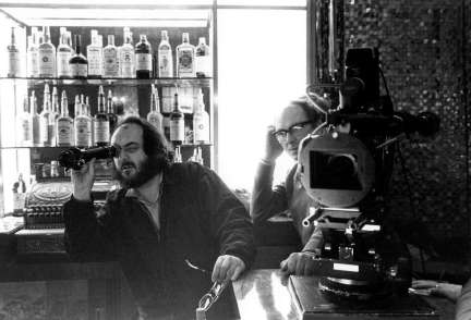 STANLEY KUBRICK THE SHINING SHOOTING BAR SCENE TSY