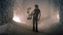 the shining steadicam garrett brown snow maze