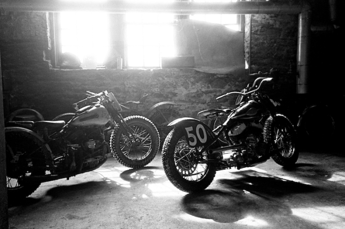 STEPHEN M MARINO THE FROZEN FEW TSY THE SELVEDGE YARD HARLEY-DAVIDSON